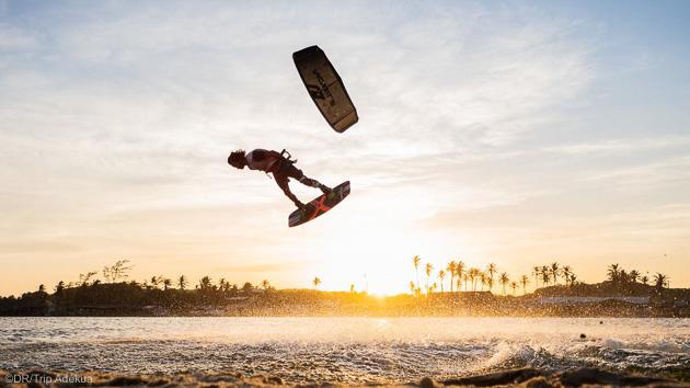 Votre séjour kitesurf au Brésil avec hébergement en pousada