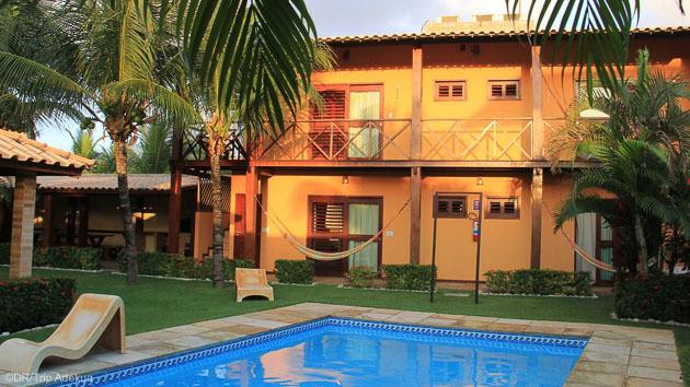 Votre pousada avec piscine à Cumbuco au Brésil