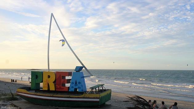 Un séjour kite et découverte du Brésil à Préa
