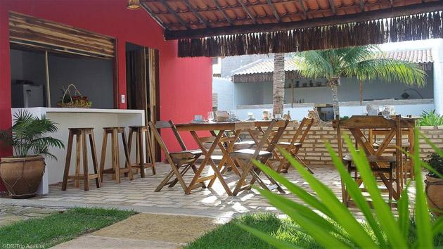 Votre hébergement tout confort à Préa au Brésil pour votre séjour kite
