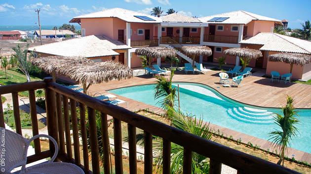 Votre hébergement en hôtel de luxe à Pontal de Maceio : le repos entre les sessions kitesurf