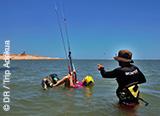 Votre séjour kite à Pontal de Maceio au Brésil - voyages adékua