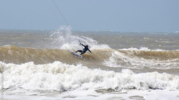 Des cours de kite adaptés à votre niveau pour ce séjour au Maroc, à Essaouira
