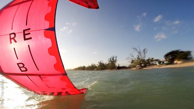 Stage de kitesurf en duo aux Bahamas, une semaine en pension complète à Cat Island
