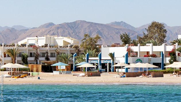 Votre hôtel tout confort pour un séjour kite de rêve à Soma Bay