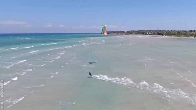 Votre kitesurf trip avec hébergement en Indonésie