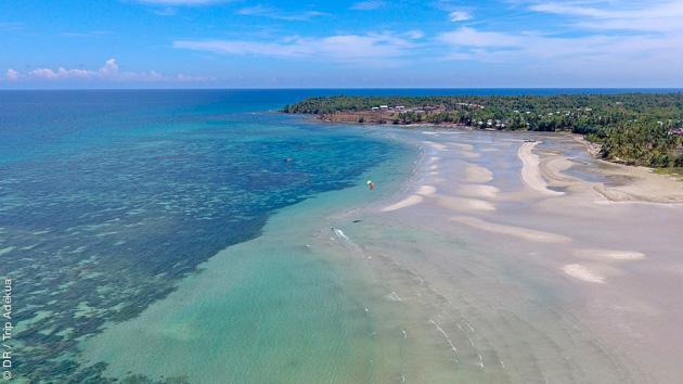Venez progresser sur les plus beaux spots de kite en Indonésie