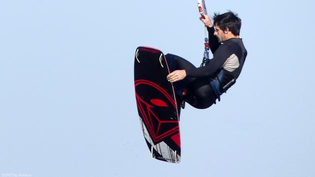 4 journées de cours de kitesurf à Marseille avec moniteur diplômé