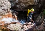 Jour 7 : Toujours dans l'eau mais en canyoning - voyages adékua
