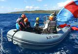 Jour 3 : Kitesurf et découverte de la baie de Piantarella - voyages adékua