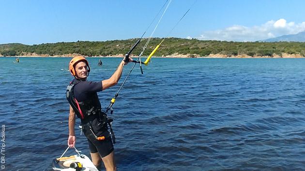 Un séjour idéal entre stage de kite et découverte de la Corse