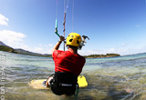 Votre stage de kite en Martinique sur un spot sécurisé - voyages adékua