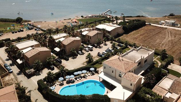 Votre hébergement tout confort à Lo Stagone en Sicile