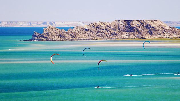 Votre séjour kitesurf sur la lagune de Dakhla au Maroc