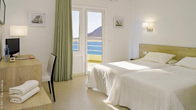 Votre hôtel à deux pas du spot avec vue sur la mer à Tenerife