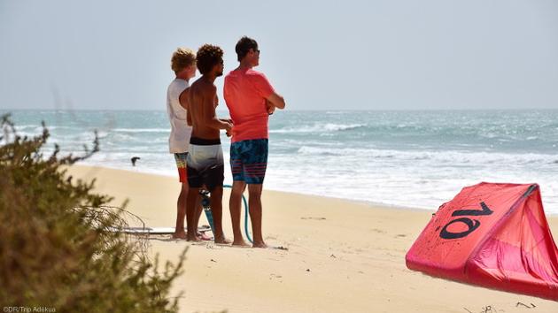Votre séjour à Boa Vista au Cap Vert pour progresser en kitesurf