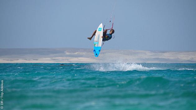 Direction Boa Vista pour un stage de kite strapless sur les vagues à Evertao et Ponto Antonia