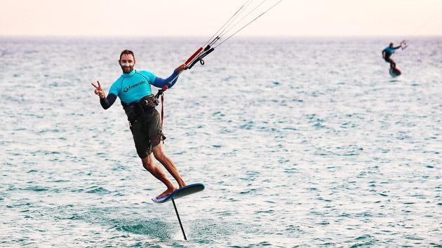 Votre séjour kitefoil à Tarifa en Espagne