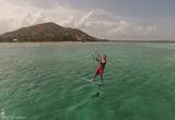 Votre stage de kitefoil en Martinique - voyages adékua