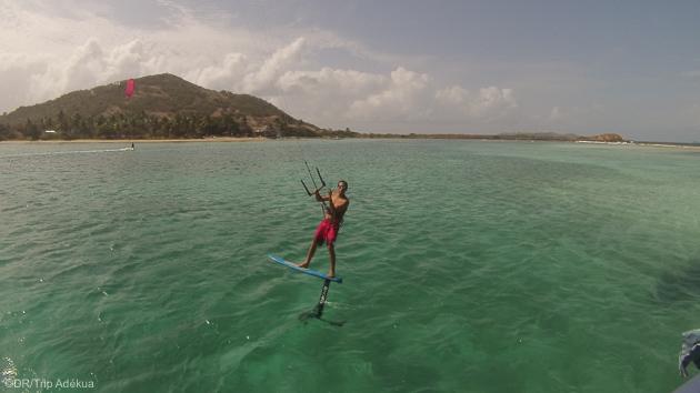 Un séjour de rêve en Martinique avec équipement et cours de kitefoil