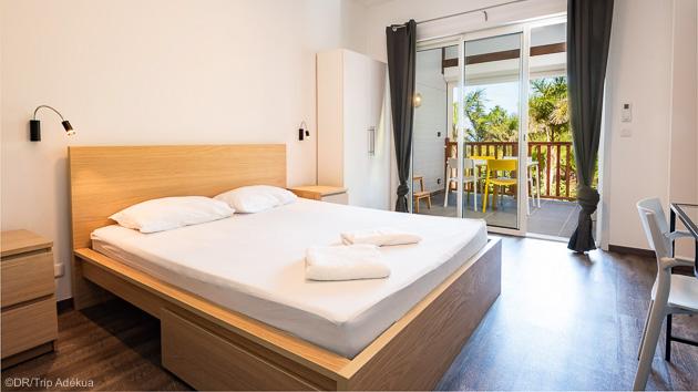 Votre hébergement tout confort en résidence avec piscine en Martinique