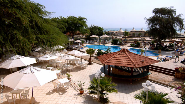 Un hôtel 4 étoiles pour profiter du repos entre vos cours de kite au Cap vert