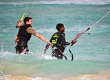 Apprenez ou perfectionnez-vous en kite sur l'île de Sal au Cap Vert - voyages adékua