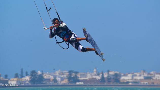 Stage de kitesurf à Essaouira