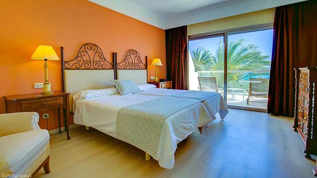 Votre hôtel 4 étoiles à Sotavento aux Canaries