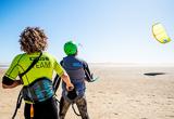 Votre stage de kitesurf sur le spot de Sotavento - voyages adékua