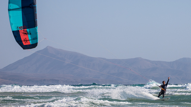 Progressez dans les meilleures conditions à Fuerteventura