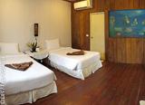 Votre bungalow supérieur à 50 mètres de l'école et du spot de kite à Baan Tai - voyages adékua