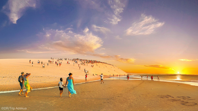 Savourez la douceur de vivre au Brésil pendant votre séjour kite