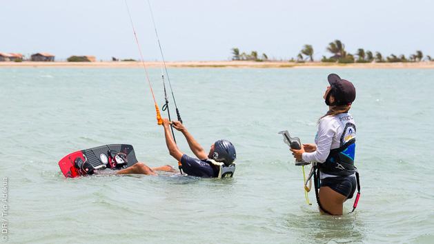 Votre séjour kitesurf avec cours et hébergement