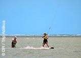 Votre stage pour apprendre le kitesurf dans les meilleures conditions du monde au Brésil - voyages adékua