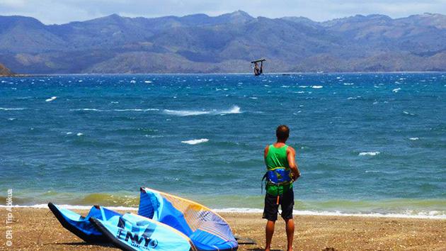 Stage de kitesurf au Costa Rica, à Playa Copal, avec logement