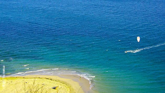 Apprenez le Kite avec les bons moniteurs et les bons spots au Costa Rica