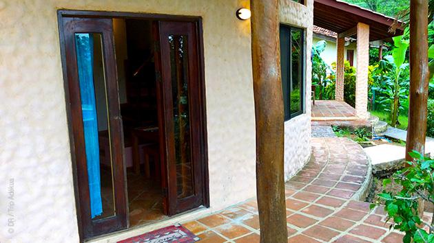 Votre villa à deux pas de l'école de kite pour votre stage à Playa Copal, au Costa Rica
