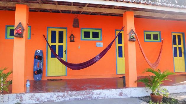 votre pousada au Brésil pour vos vacances kite à Lagohina
