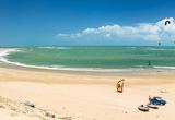 8 heures de kite pour progresser au Brésil - voyages adékua