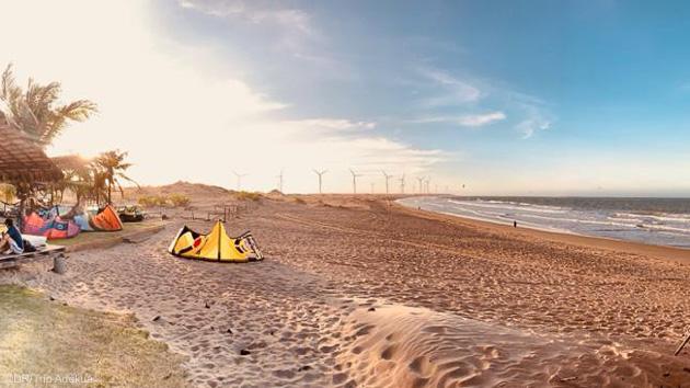 Les plus belles plages du Brésil pour votre séjour kitesurf