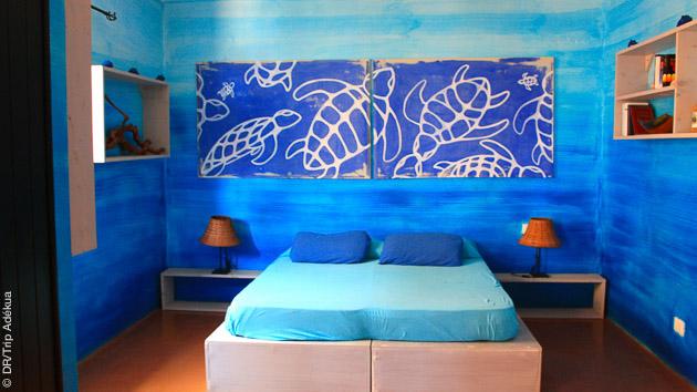 votre guest house à santa maria au Cap Vert