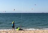 Les spots de kite du sud Sardaigne - voyages adékua