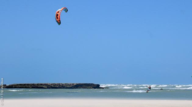 stage de kite à Tibau do sul près de natal