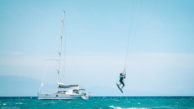 Un kitesurf trip de rêve pour progresser dans les meilleurs conditions aux Baléares