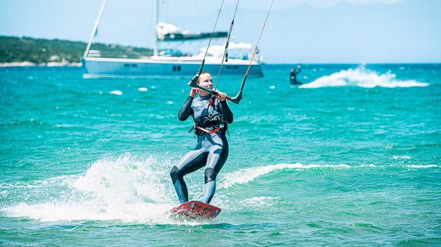 Coaching, détente et sessions de kite inoubliables aux Baléares