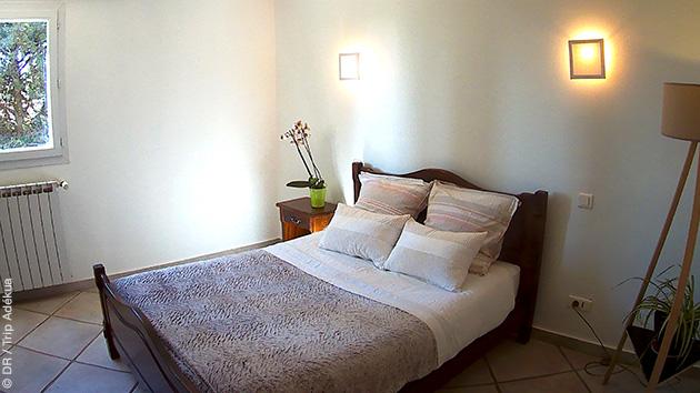 Votre hébergement en chambre d'hôte, calme et convivialité entre vos cours de kite
