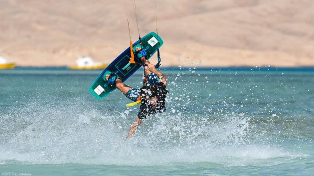 Votre séjour kitesurf de rêve sur les meilleurs spots de la mer Rouge