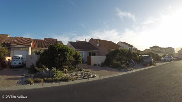 votre maison à Muizenberg toute proche d'une des meilleurs spots de kitesurf de Cape Town