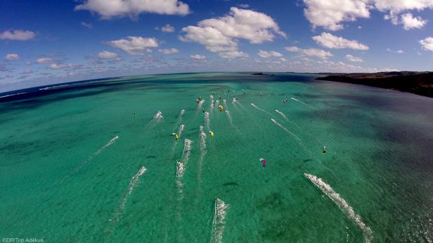 Venez progresser en kitesurf sur les meilleurs spots de Rodrigues